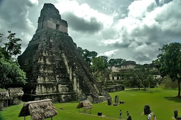 Ayahuasca Ceremony in Tikal