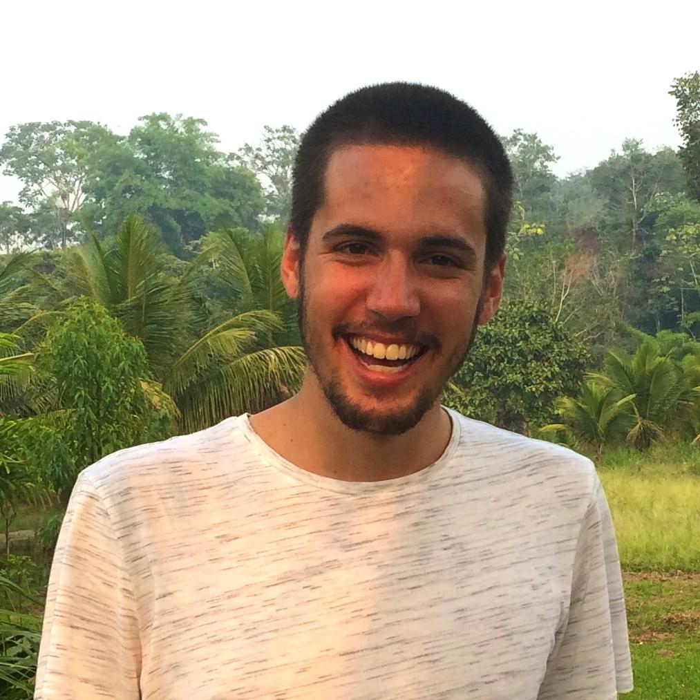 Kameron Student Sinchi Runa