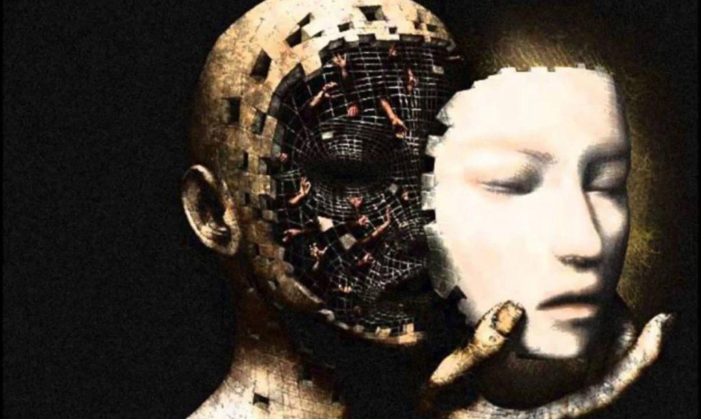 addiction mask